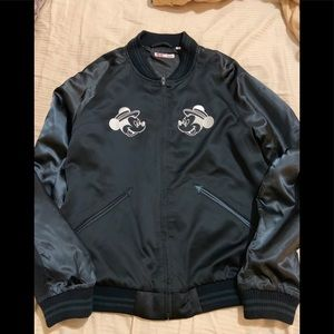 Disney Bumber Jacket Medium like new
